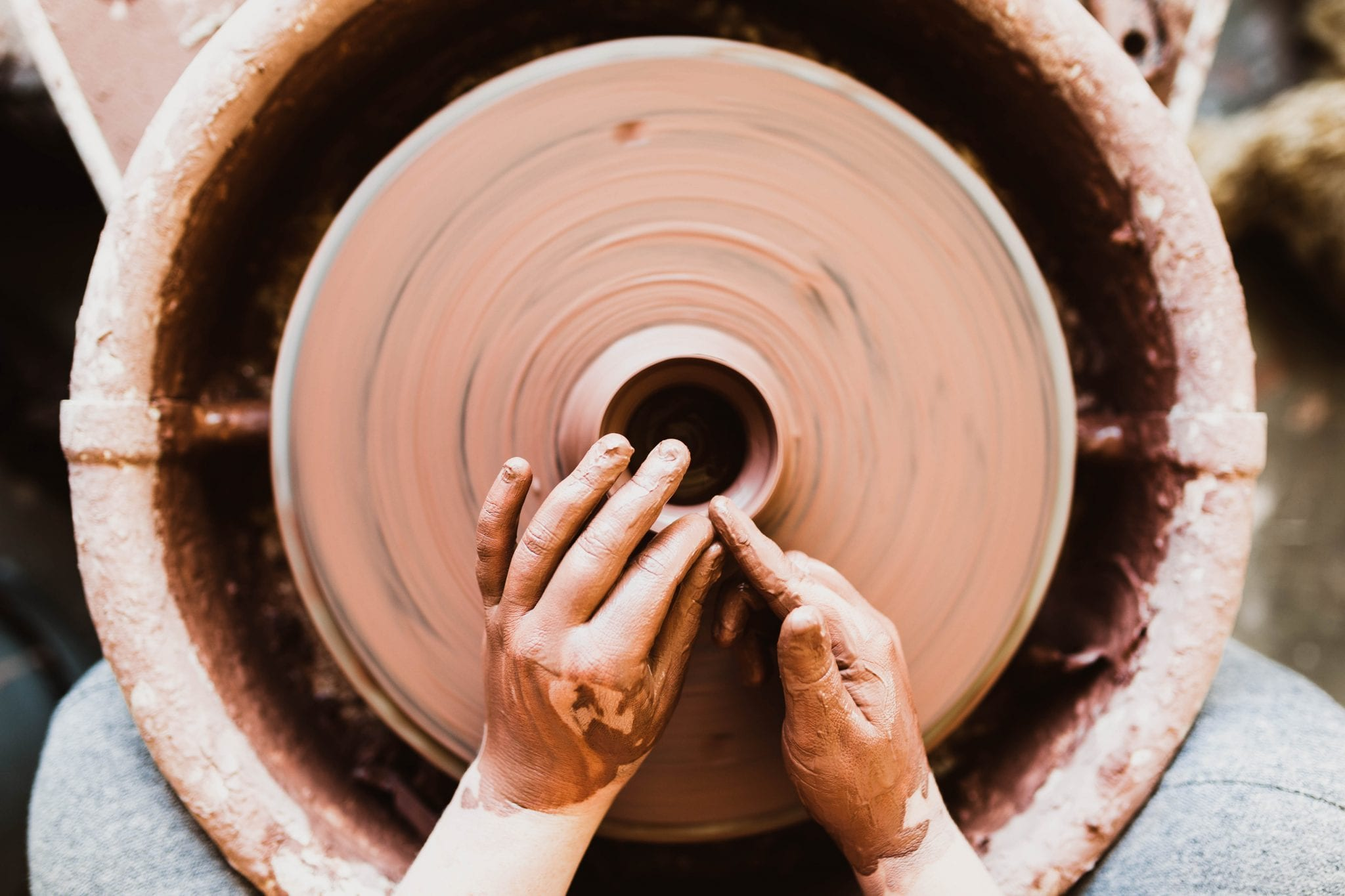 The Stardust-Startup Factory pottery diy learning