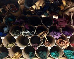 Pergamena Leather Colors